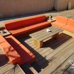 conception salon marocain exterieur bois vendee