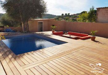 conception espace piscine salon marocain bois ipe obleulagon vendee