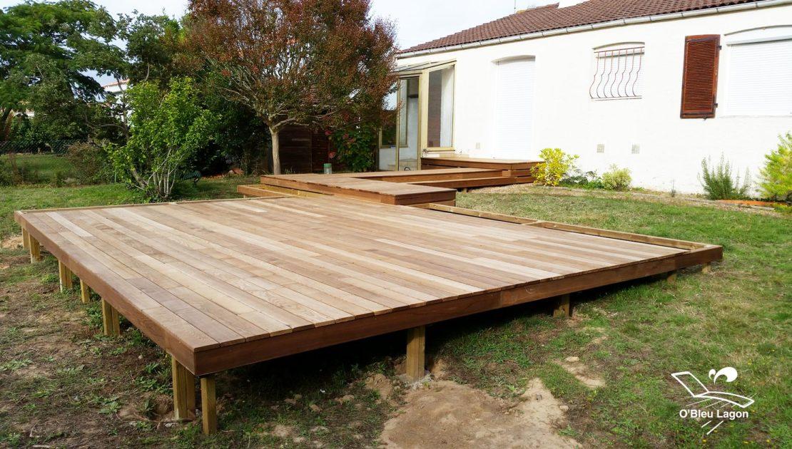 conception terrasse bois frene thermo traite vendee