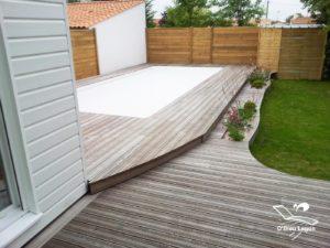 conception terrasse bois frene vendee
