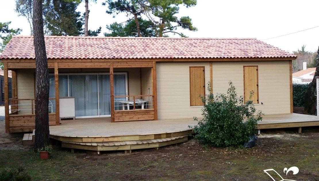conception terrasse bois pin arrondie vendee