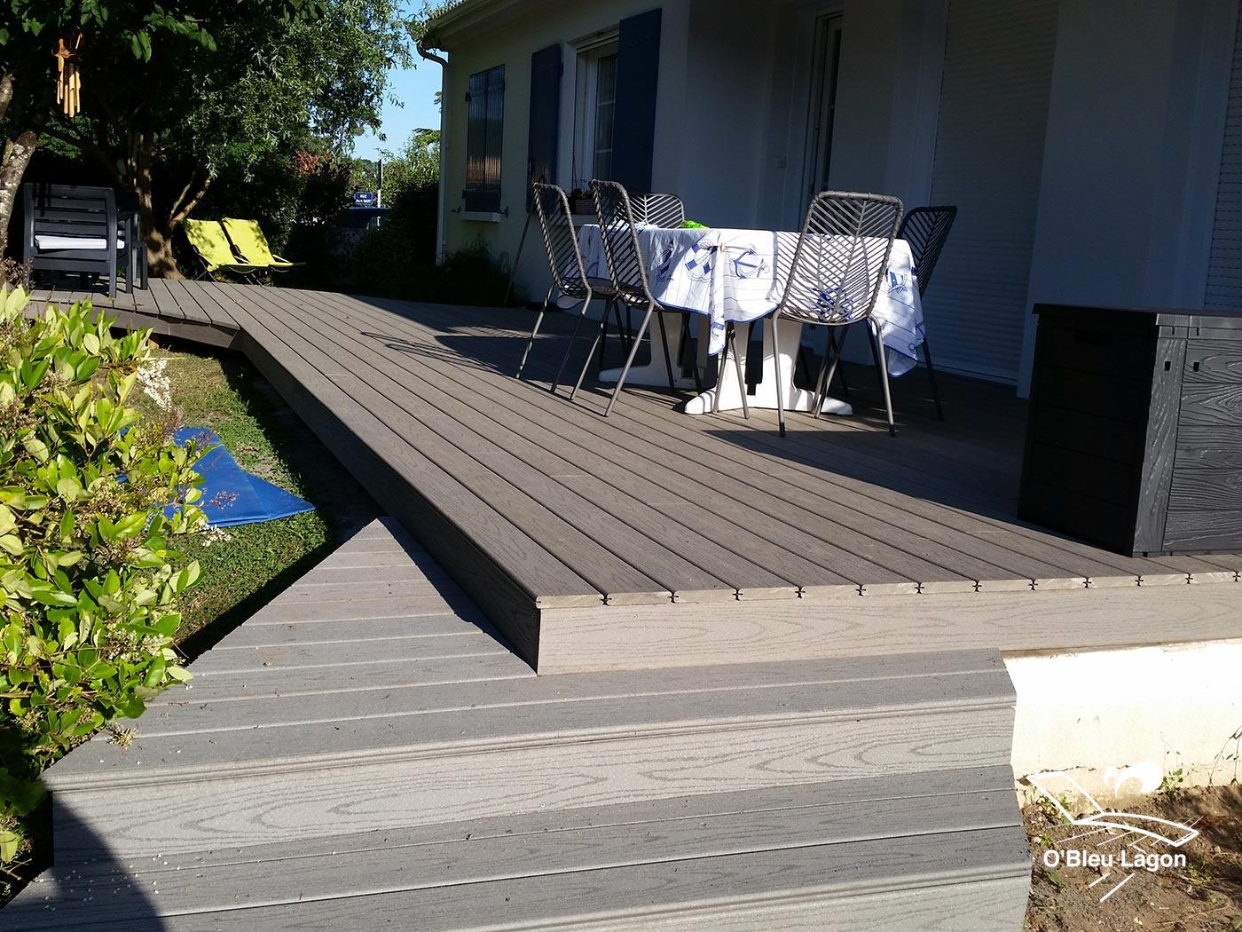 conception terrasse en composite vendee