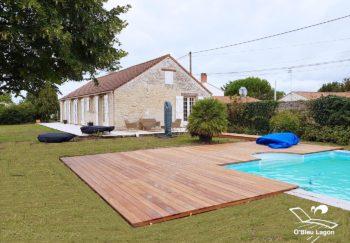 conception terrasse piscine bois exotique cumaru vendee